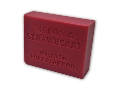 Melon & Strawberry