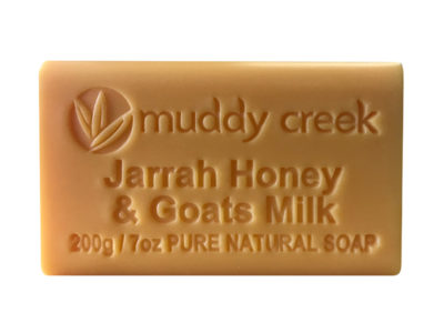 Jarrah Honey Goats Milk