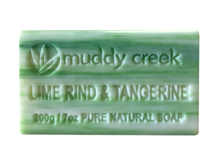 Lime Rind and Tangerine